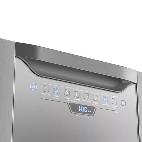 Lava loucas electrolux lv10x 10 servicos inox - 220v