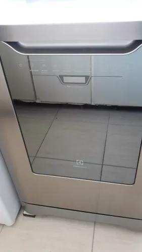 Lava-louças electrolux inox com 14 serviços