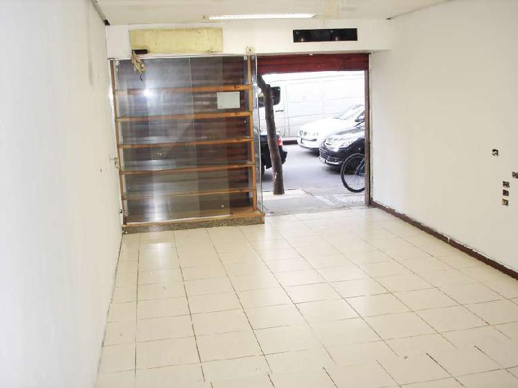 Loja comercial para alugar, 55 m² por r$ 6.500/mês cod. w