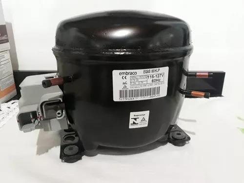 Motor para geladeira e freezer 1/4+ hp 110v r134-a