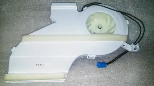 Motor ventilador completo geladeira continental kdn 127v