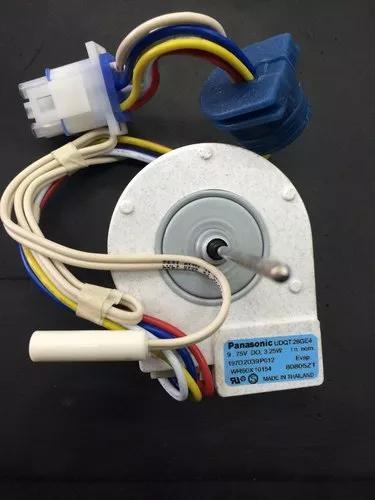 Motor ventilador refrigerador ge side by side c/ sensor