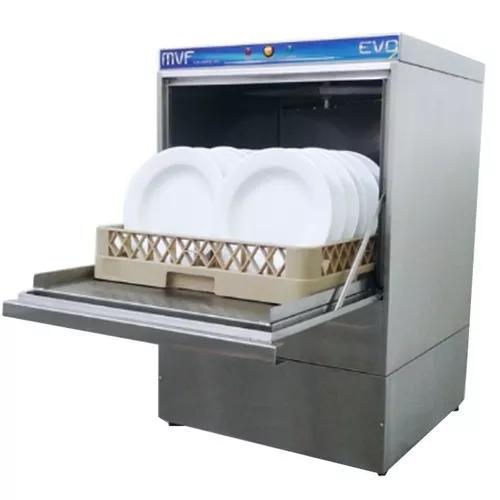 Máquina lavadora de louças industrial evo trifásica 380v