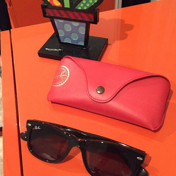 Oculos ray ban wayfarer 49 mm