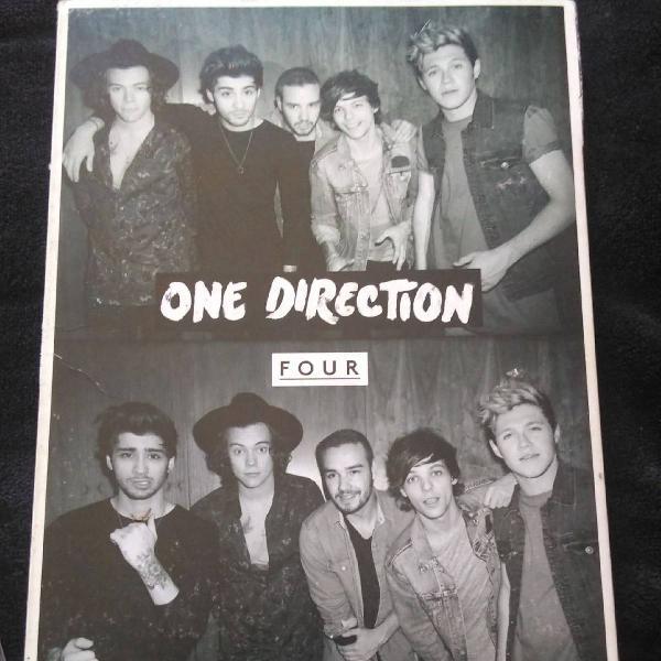 One direction álbum four
