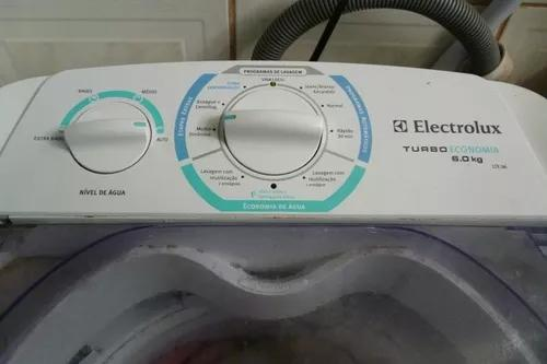 Peças usadas da electrolux lte 06 127 volts