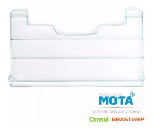 Prateleira diverso freezer w10169459 / w10185561 crb36/crb39