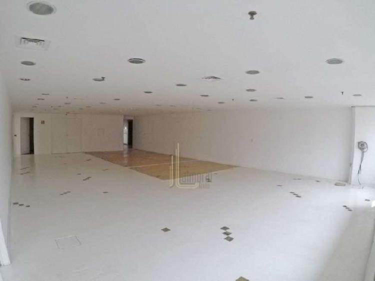 Sala comercial à venda, 210 m² por r$ 1.785.000 cod. hal