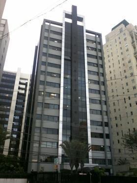 Sala comercial à venda, 40 m² por r$ 420.000 cod. b815b5