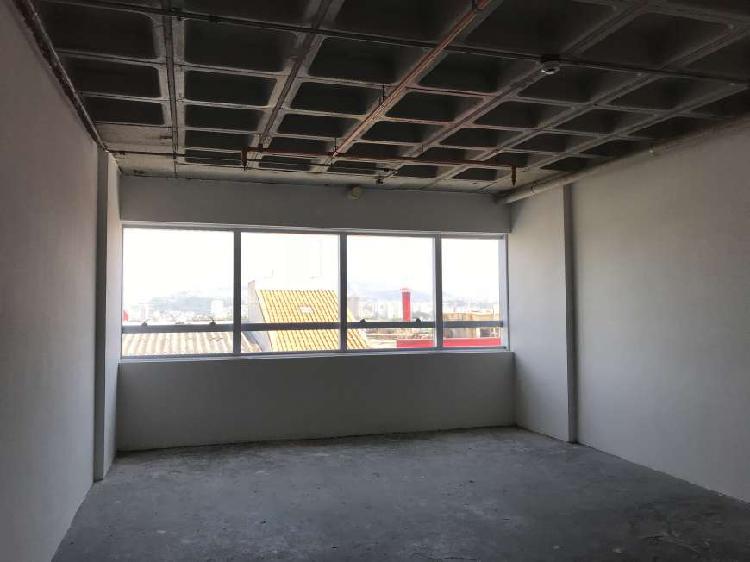Sala comercial com 1 quarto para alugar, 42 m² por r$