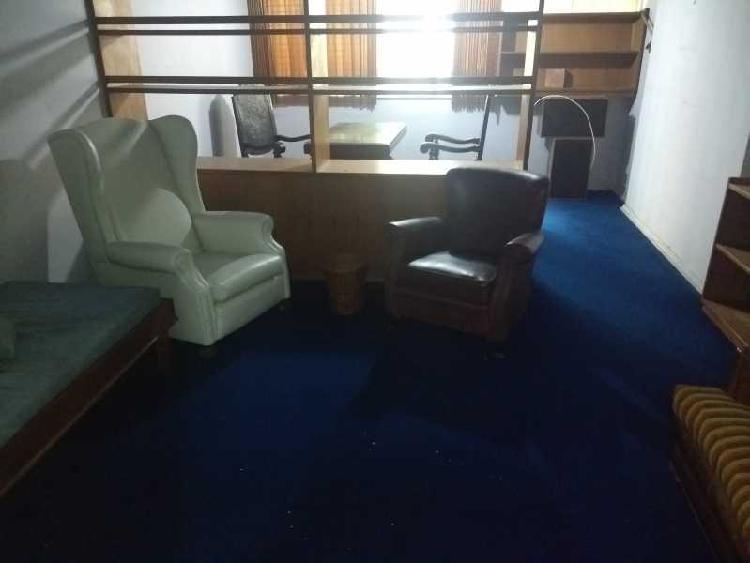 Sala comercial com 1 quarto para alugar, 48 m² por r$