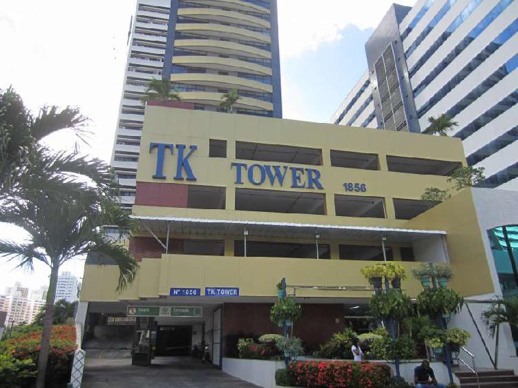 Sala comercial para alugar, 130 m² por r$ 2.433/mês cod.