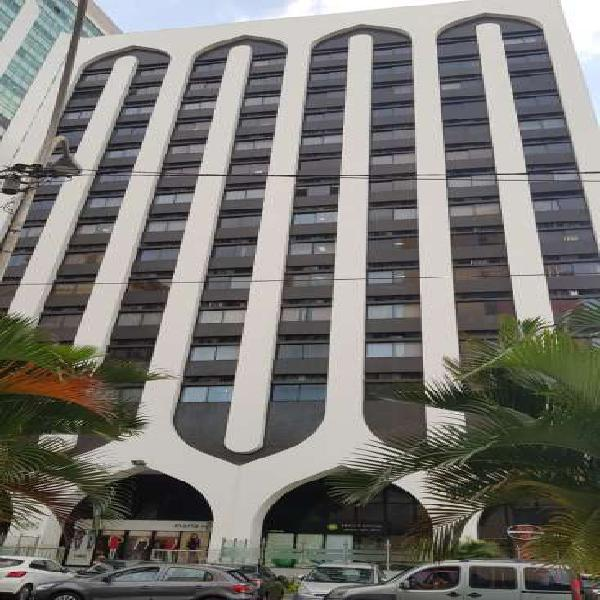 Sala comercial para alugar, 25 m² por r$ 750/mês cod.