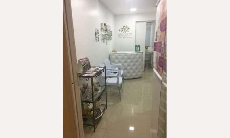 Sala comercial para alugar, 26 m² por r$ 1.200/mês cod.