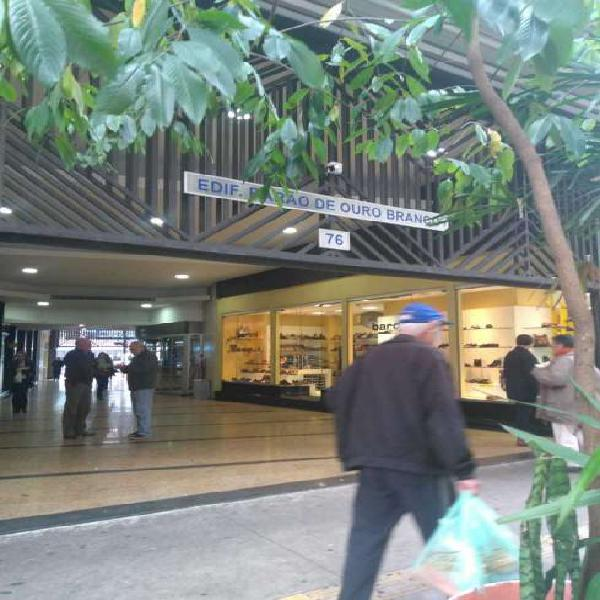 Sala comercial para alugar, 27 m² por r$ 1.500/mês cod.