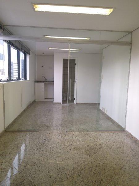 Sala comercial para alugar, 30 m² por r$ 1.000/mês cod.