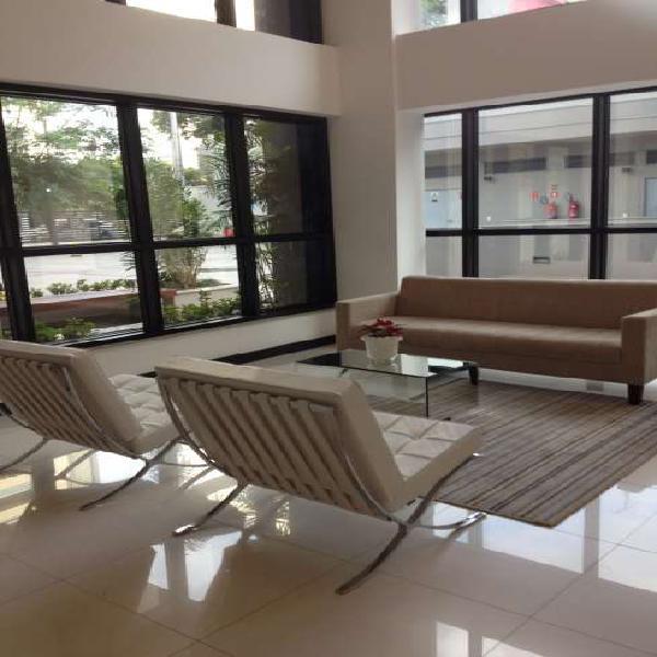 Sala comercial para alugar, 35 m² por r$ 1.100/mês cod.