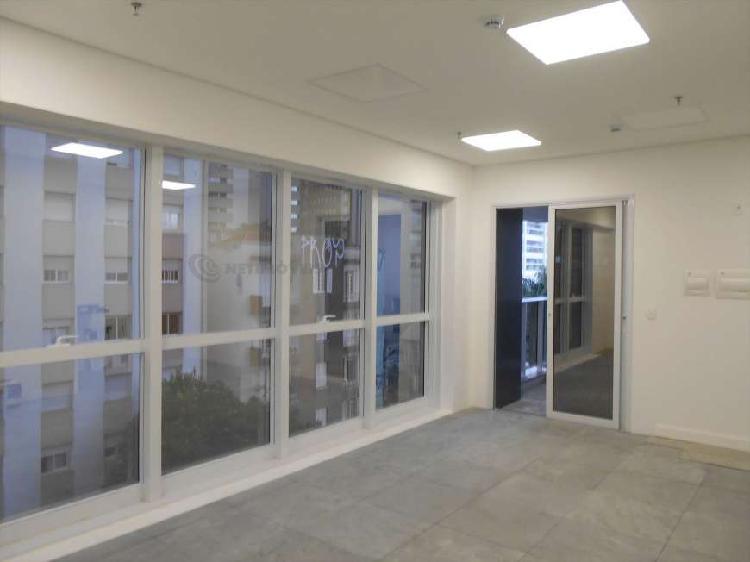 Sala comercial para alugar, 40 m² por r$ 2.400/mês cod.