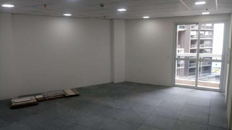 Sala comercial para alugar, 42 m² por r$ 2.800/mês cod.