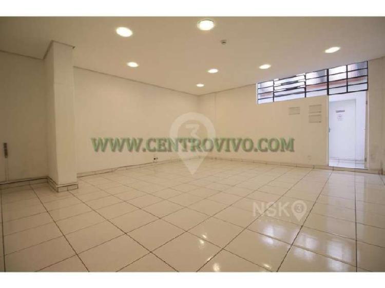 Sala comercial para alugar, 70 m² por r$ 1.690/mês cod.