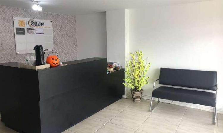 Sala comercial para alugar, 8 m² por r$ 800/mês cod.