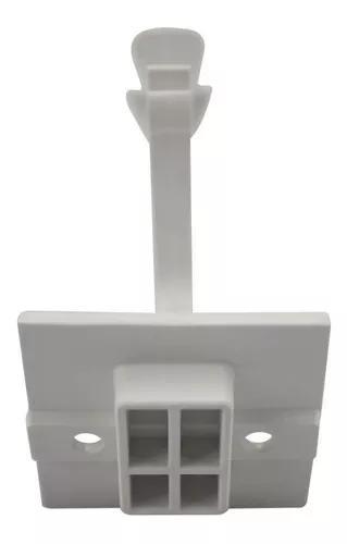 Suporte vane / aleta piso teto space carrier/ springer