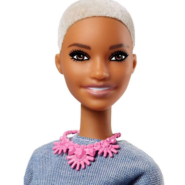 Barbie fashionistas doll39 chic in chambray