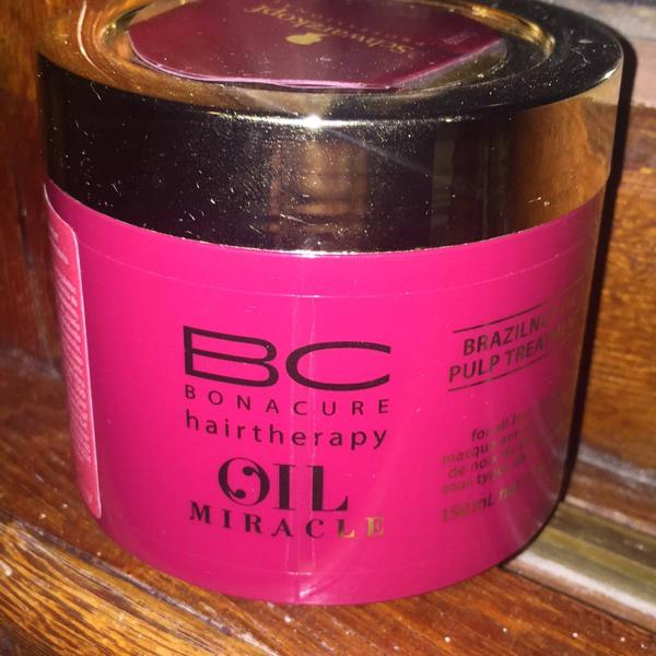 Bc bonacure hair terapy oil miracle