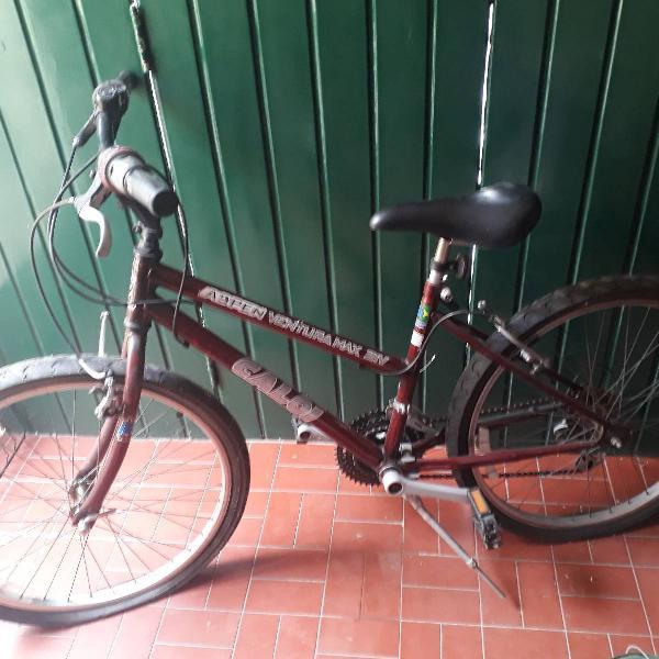 Bicicleta aspen ventura max 21v caloi