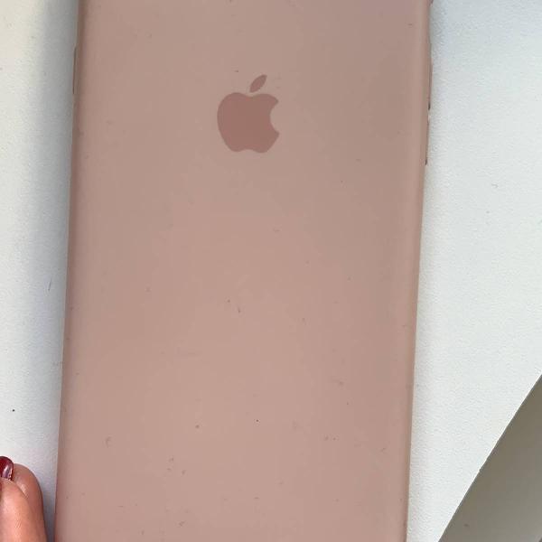 Case/capa iphone original apple (iphone 7 plus)