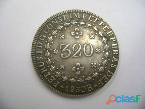 COMPRO MOEDAS DE PRATA ENTRE 1.643 A 1848 PAGO R$2.800,00 O KG 8
