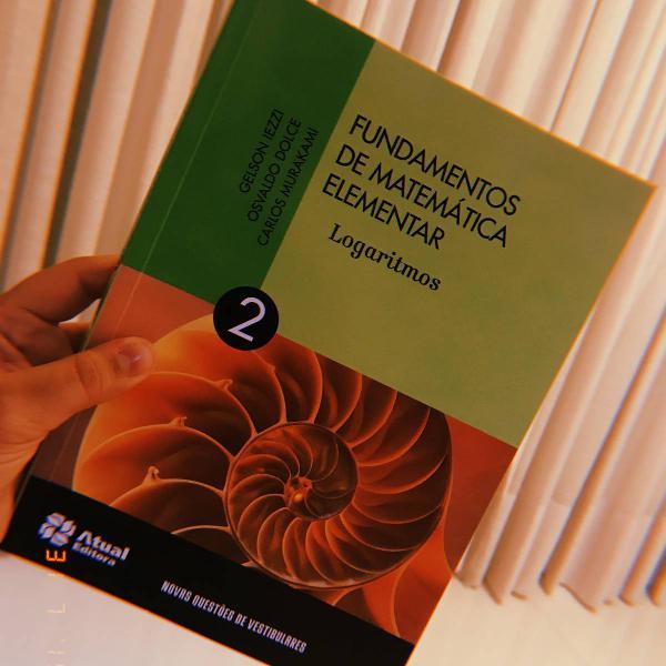 Fundamentos de matemática elementar volume 2 - logaritmos
