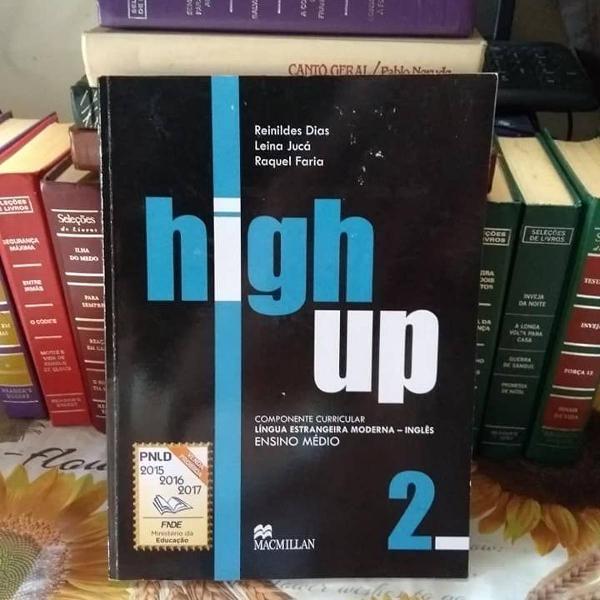 High up 2 inglês ensino médio