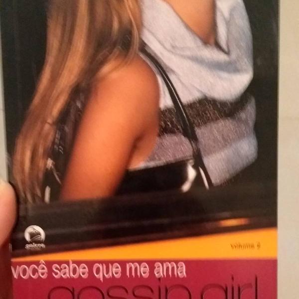 Livro gossip girl vol 2