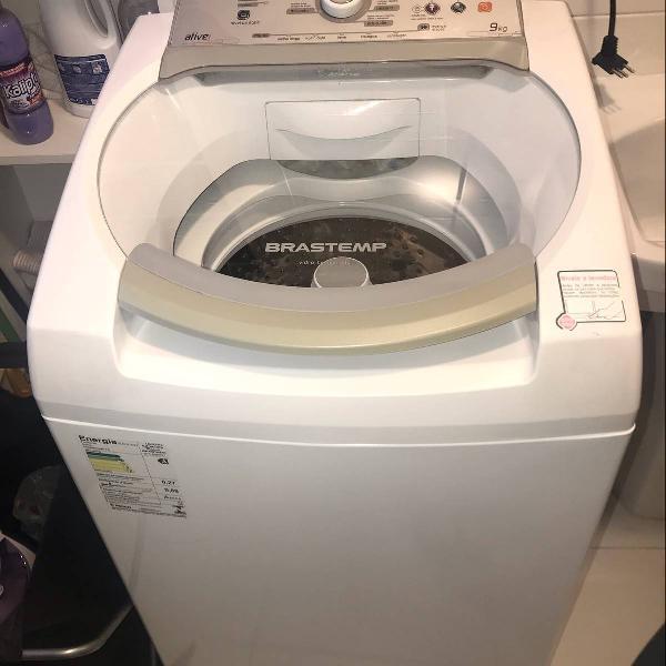 Máquina de lavar roupa brastemp ative 9kg