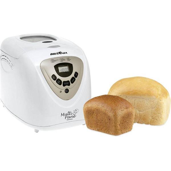Máquina pão - britania - multi pane panificadora 127v