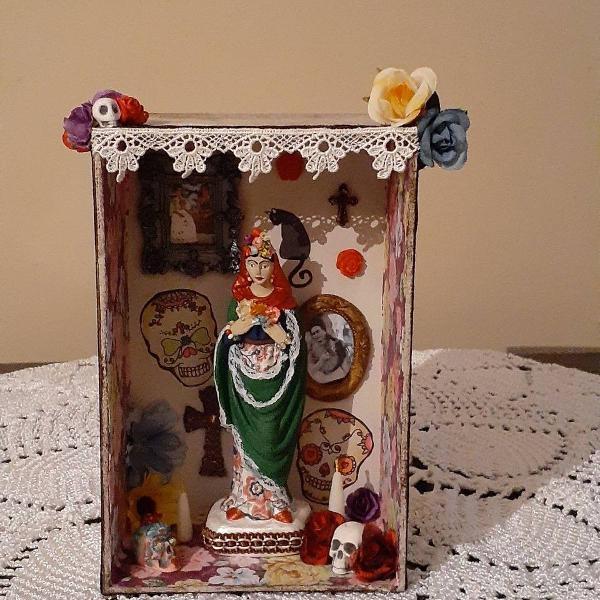 Oratório da frida khalo
