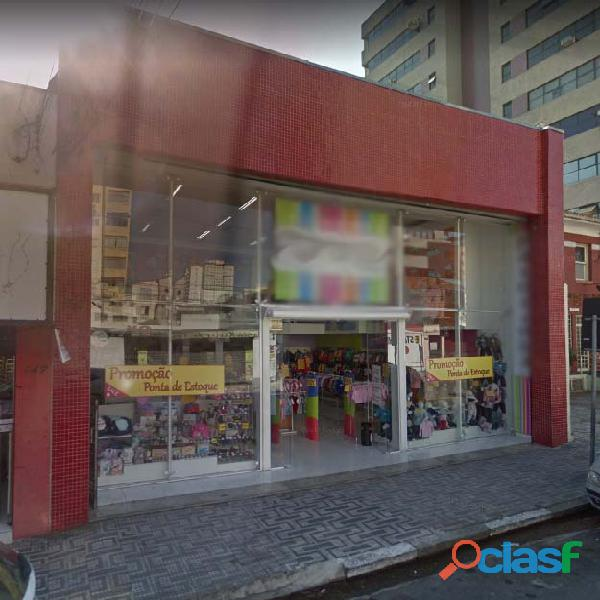Prédio Comercial para Locação 767 m² no Centro de Santo André.