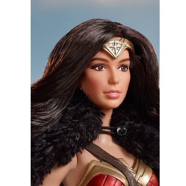 Wonder woman barbie black label collection