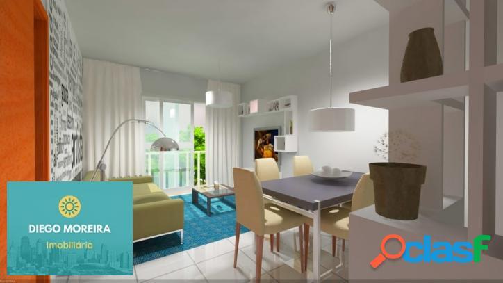 Apartamento com 2 dormitórios - terra preta - aceita financiamento!
