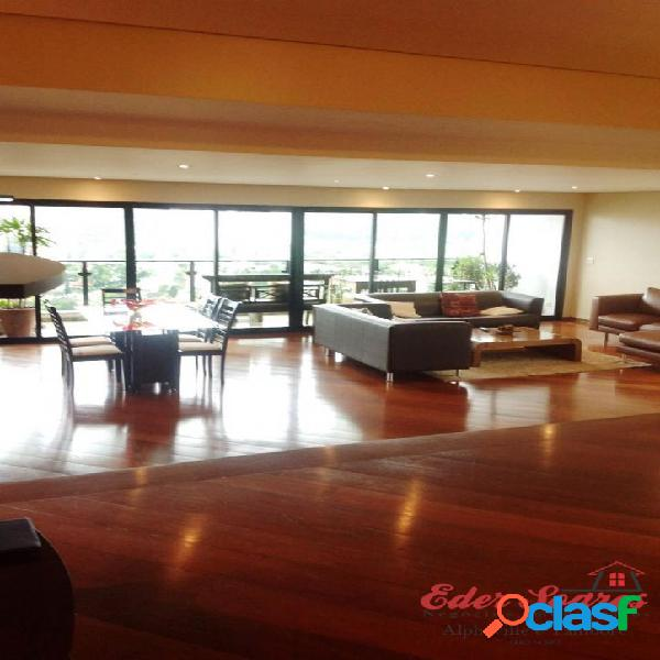 Oportunidade: amplo apartamento á venda no ed. cauaxi plaza