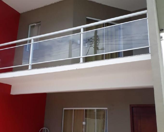 Alugo casa nova 3 quartos em araruama,pontinha 100m da lagoa