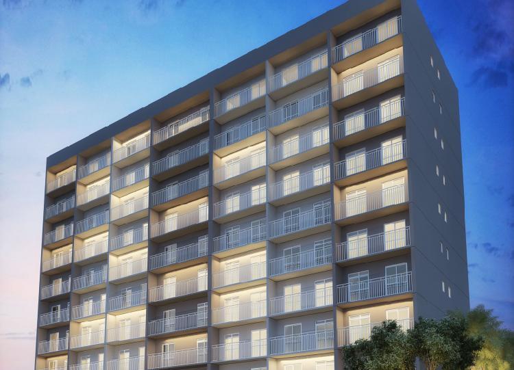 Apartamento com 1 quarto à venda, 27 m² por r$ 155.937