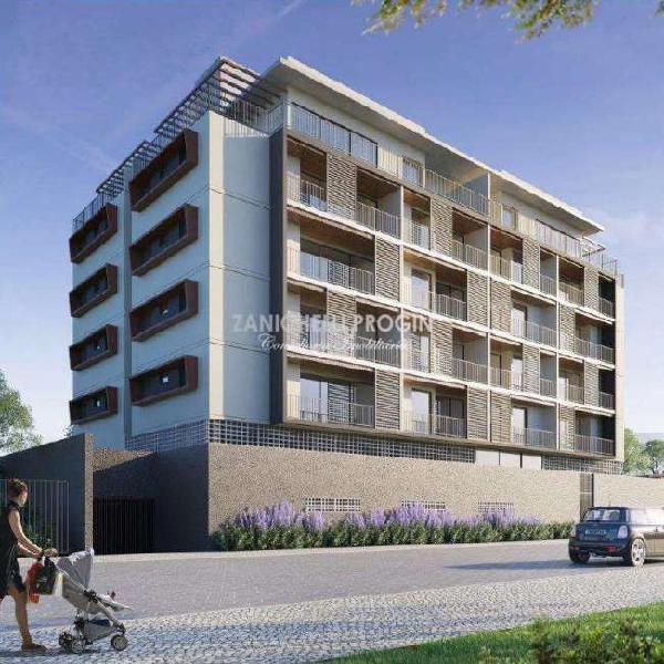 Apartamento com 1 quarto à venda, 45 m² por r$ 299.000