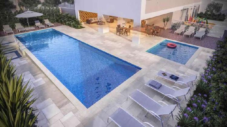 Apartamento com 2 quartos à venda, 38 m² por r$ 205.000