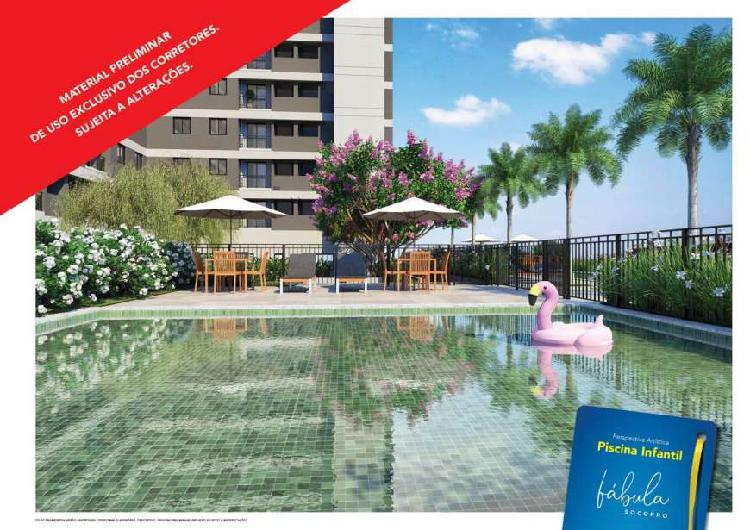 Apartamento com 2 quartos à venda, 45 m² por r$ 220.000
