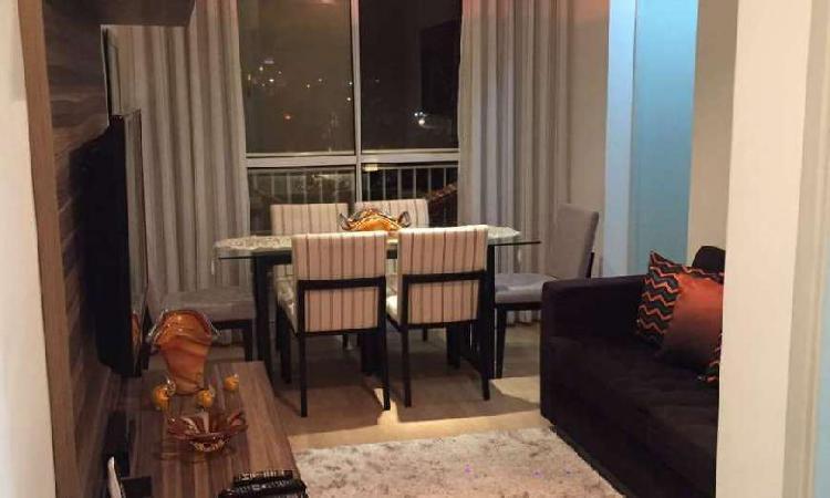 Apartamento com 2 quartos à venda, 48 m² por r$ 235.000