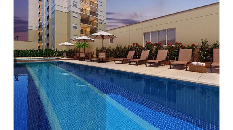 Apartamento com 2 quartos à venda, 49 m² por r$ 329.000