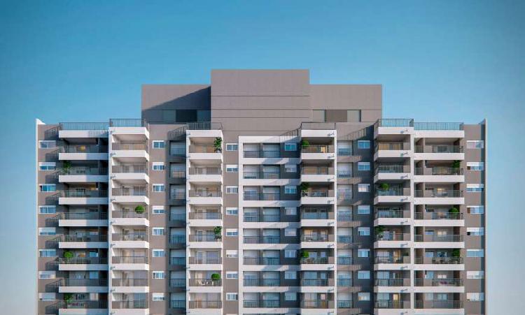 Apartamento com 2 quartos à venda, 54 m² por r$ 371.900