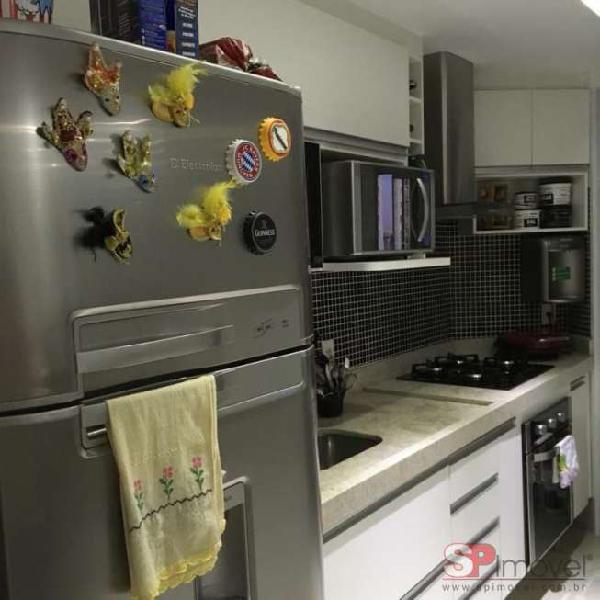 Apartamento com 2 quartos à venda, 55 m² por r$ 285.000